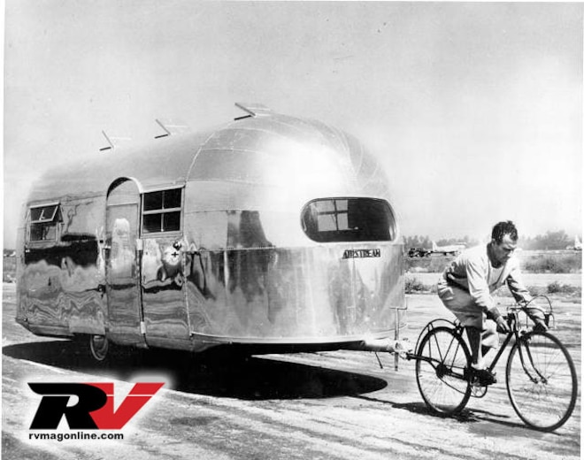 Airstream Trailer History - Features