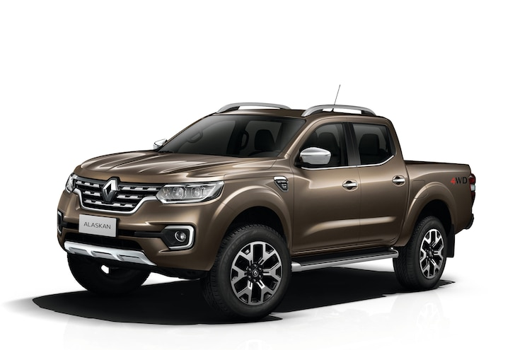 Renault Alaskan Concept Truck Makes Leap to Production