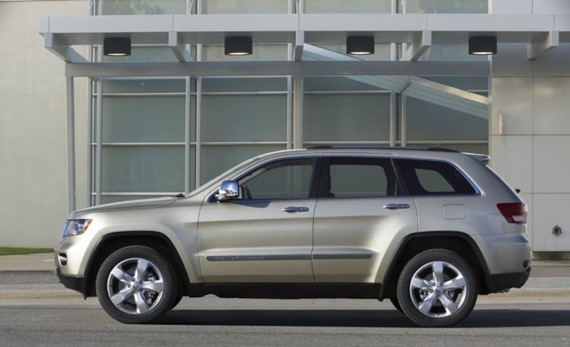 2011 Jeep Grand Cherokee First Look