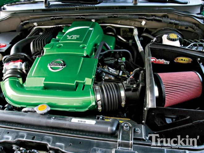 nissan Frontier v6 Engine