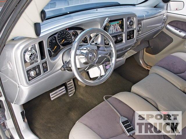 1999 Chevrolet Silverado - Custom Sport Truck