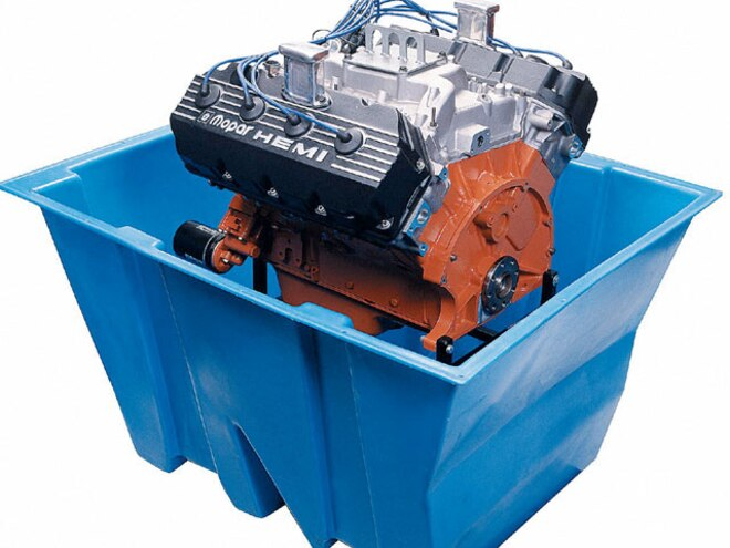 Mopar Performance - 528 Crate Engine - Hemi - Sport Truck