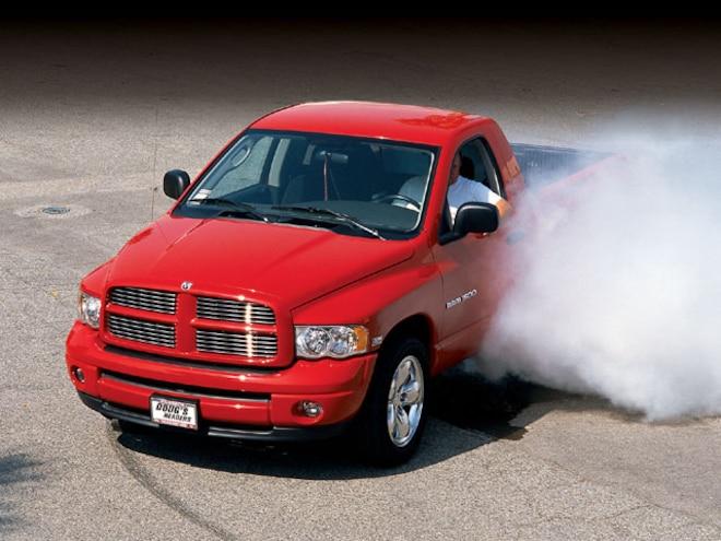 2003 Dodge Magnum 2500 Hemi Header Install 2003 Dodge Magnum
