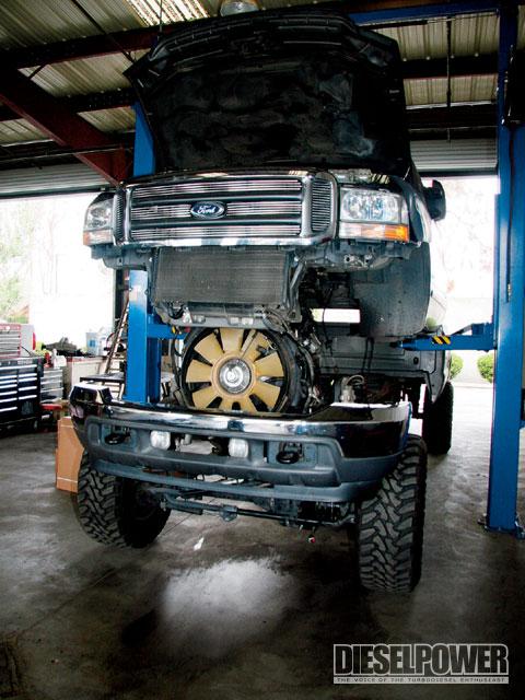 6.0L Ford Power Stroke Engine - Ford Diesel Trucks - Diesel Power MagazineTruck Trend