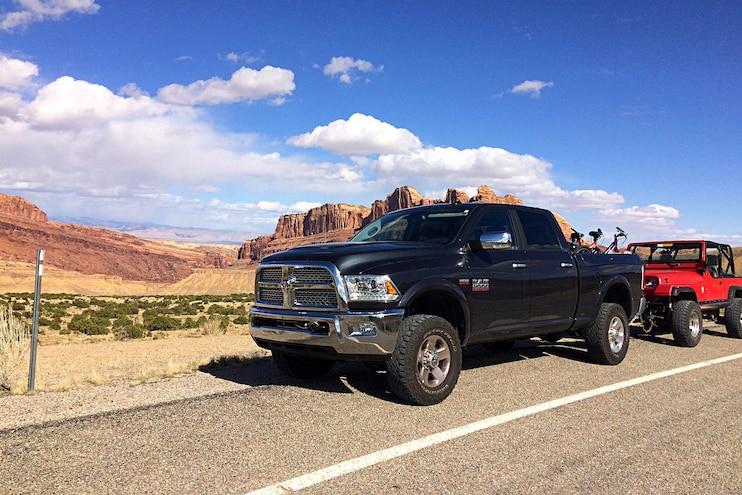 2015 Ram Power Wagon Long Term Update 3 of 4