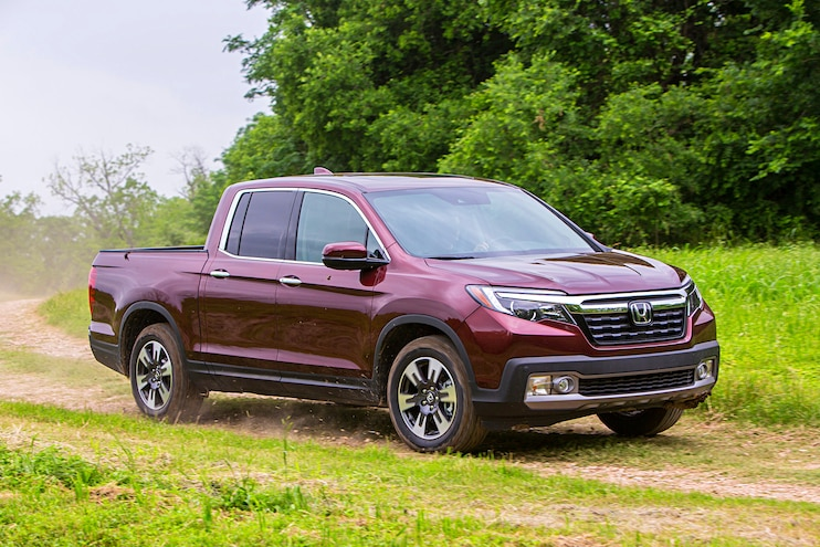 007 Auto News Four Wheeler 2017 Honda Ridgeline Production