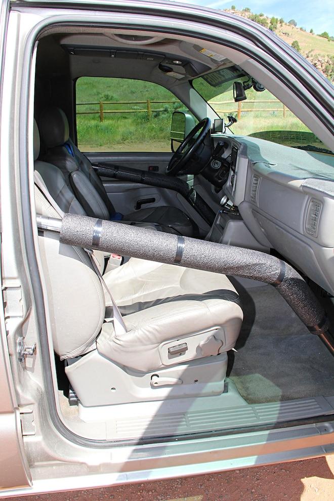 2001 Gmc Sierra Interior Passenger