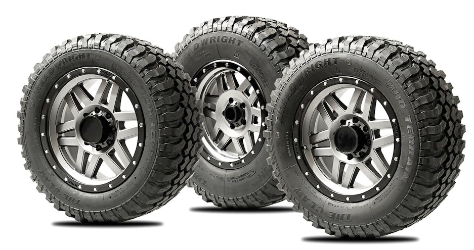 Treadwright Claw Ii Tires