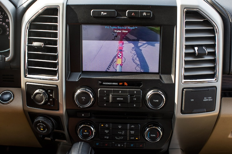 Trailer Tongue Backup Camera