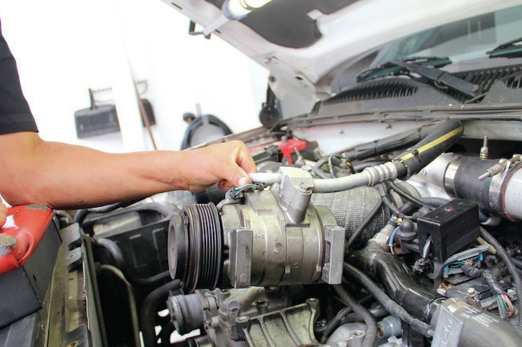 Engine Wiring Problems