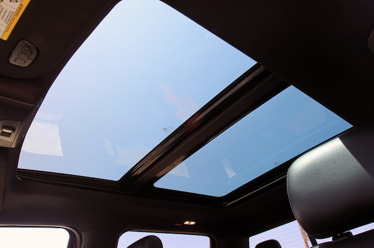 2015 Ford F 150 Supercrew Long Term Report Roof