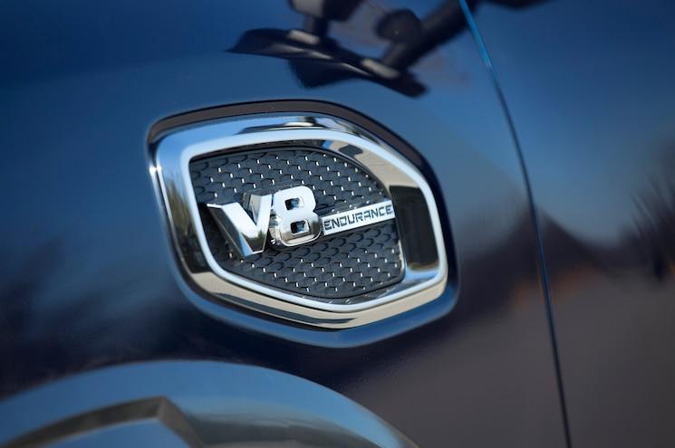 2016 Nissan Titan Xd Gas V8