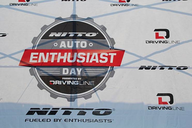 Nitto Auto Enthusiast Day Logo
