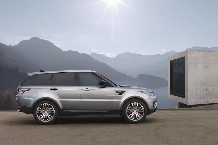 2017 Range Rover Sport Adds New Tech