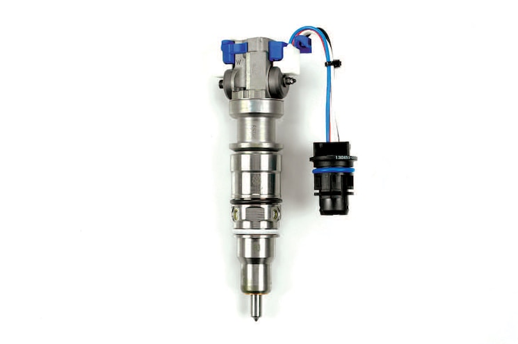 Powerstroke Injector