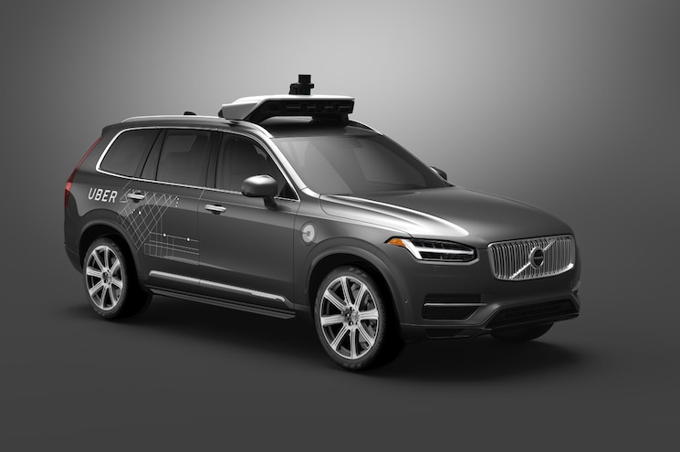 Volvo and Uber to Collaborate on Autonomous Vehicles