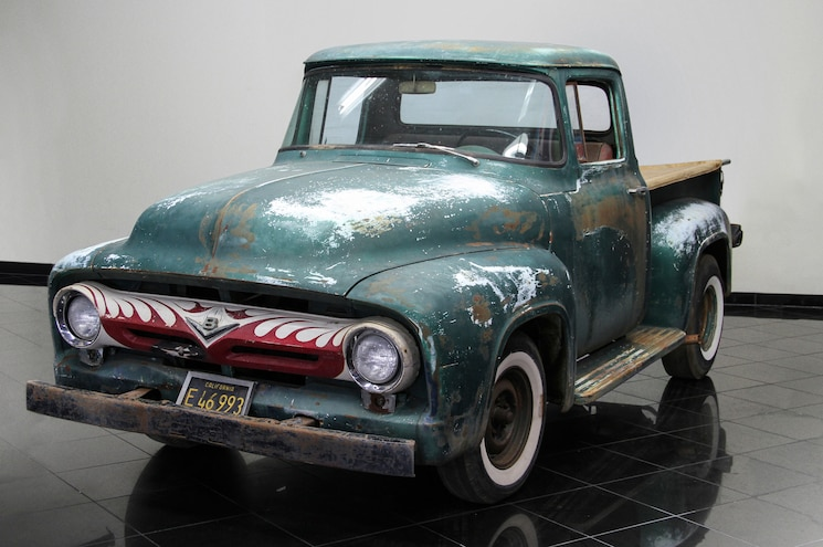 Los Angeles Car Dealer Locates Ford F-100 Owned by Ed Roth