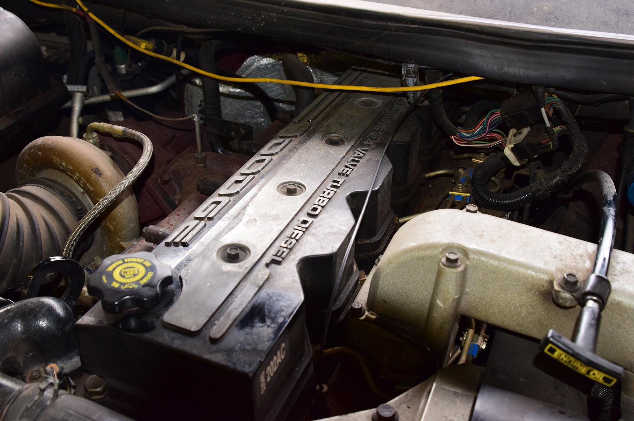P0299 Dodge Cummins