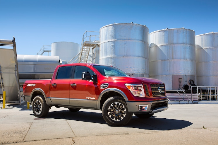 2017 Nissan Titan Half Ton First Drive Review 04