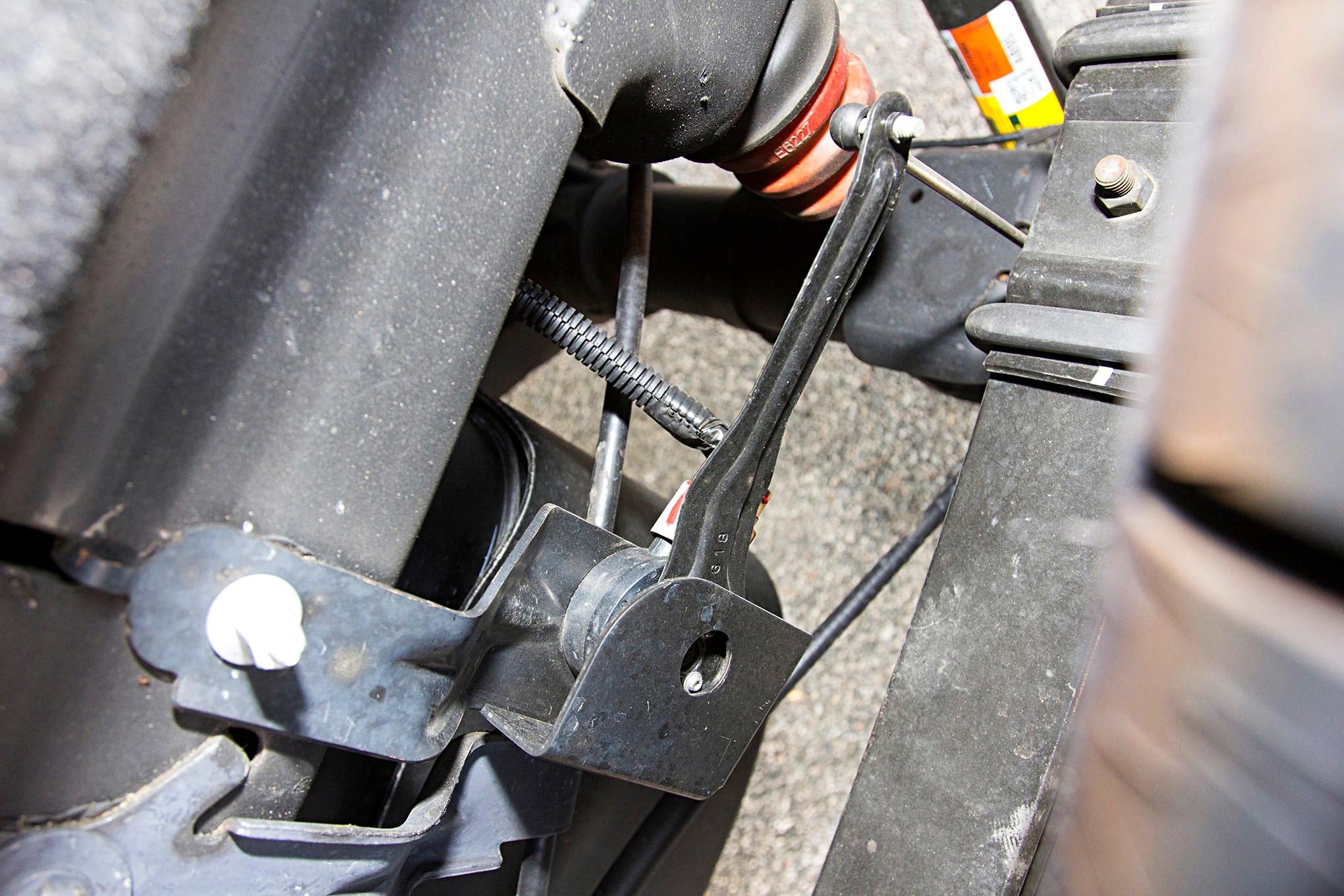 Gm 8 Speed Transmission Shudder Tsb