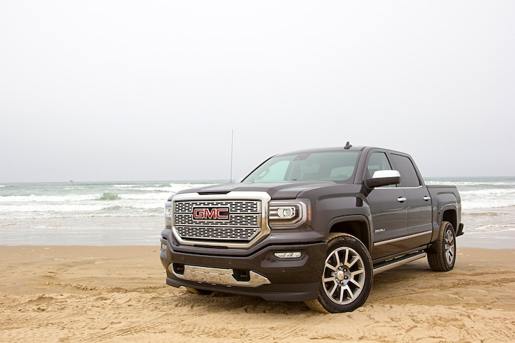 2016 Gmc Sierra 1500 Denali Long Term Update Front View