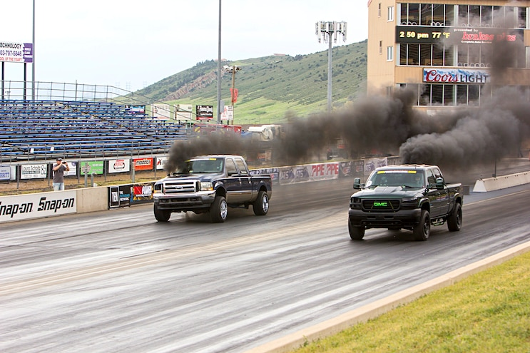 2016 Diesel Power Challenge Drag Racing Keeter