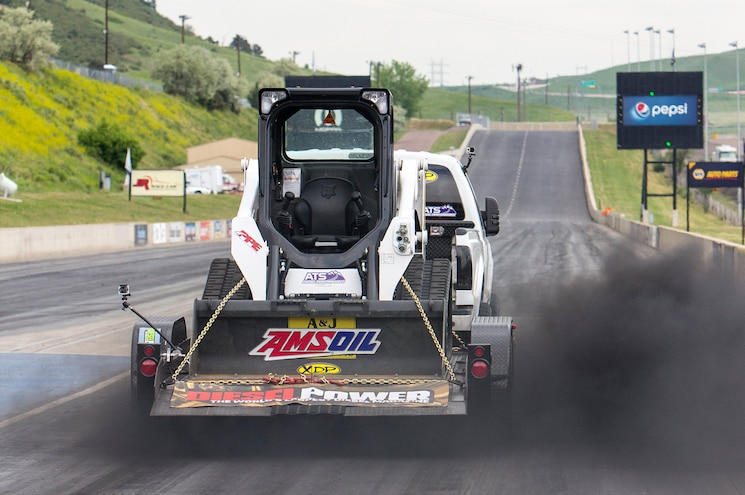 High-Speed Trailer Towing at DPC 2016