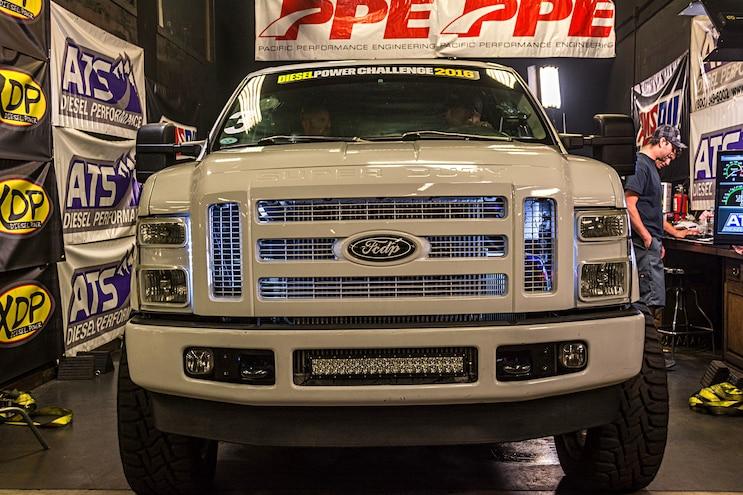 2016 Diesel Power Challenge DPCFUEL Neal Torley