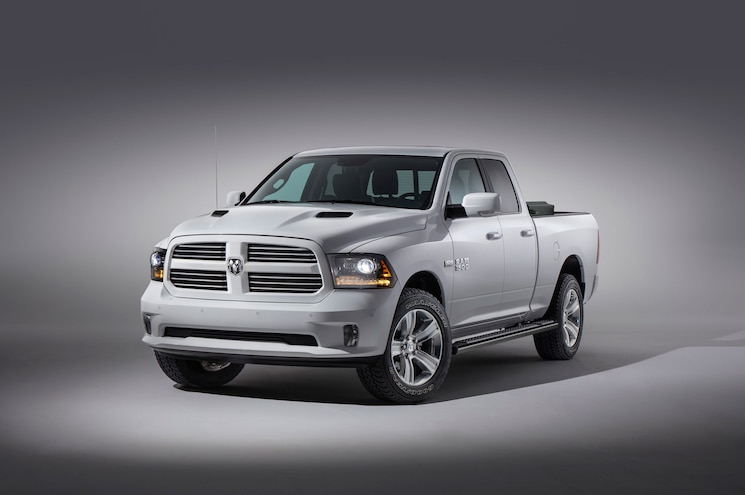 Ram Trucks Exhibiting at IAA Commercial Show in Germany