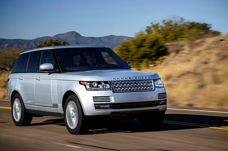 Range Rover Td6 Diesel Review