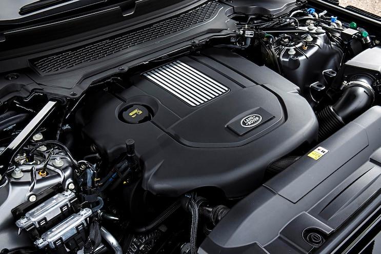 2016 Land Rover Range Rover Diesel Engine