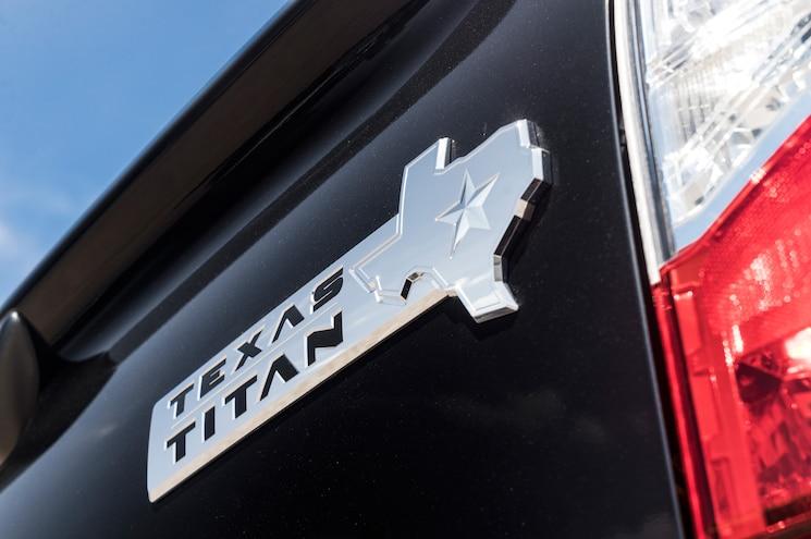 2017 Nissan Texas Titan Badging 02
