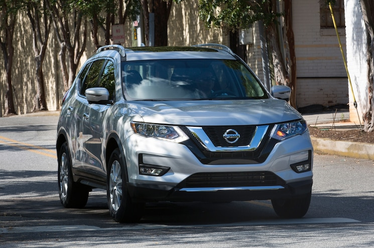 First Drive – 2017 Nissan Rogue