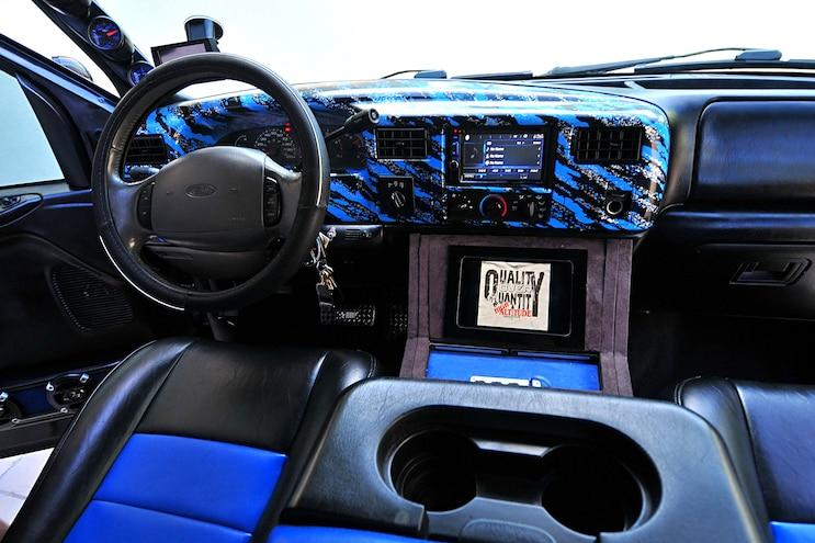 2002 Ford F 250 Truck Interior