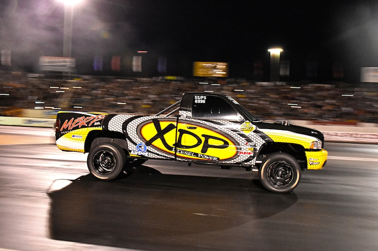 XDP Track Anthony Reams