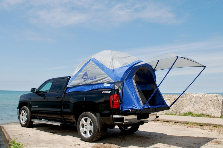 Camp Truck Bed