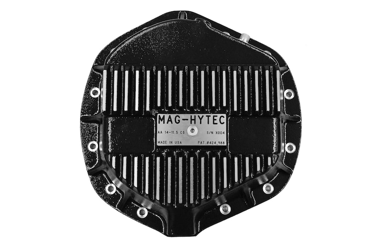 Mag Hytec Differential Cover