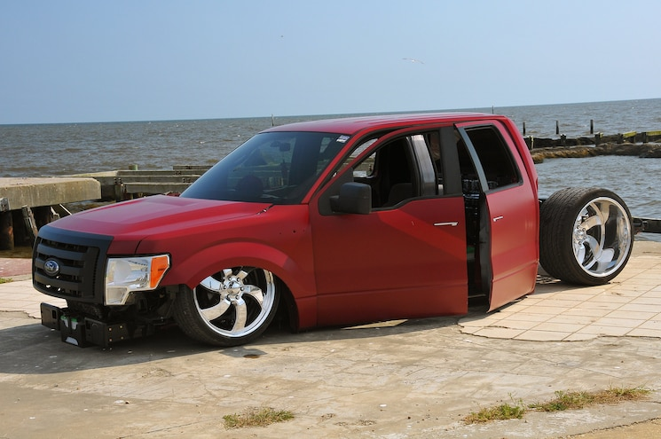 This 2007 Ford F-150 is the Beast