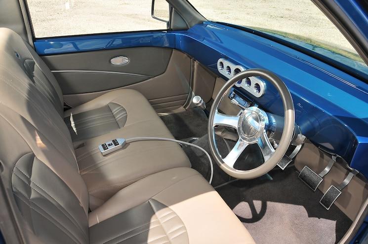 1988 Isuzu Pickup Interior