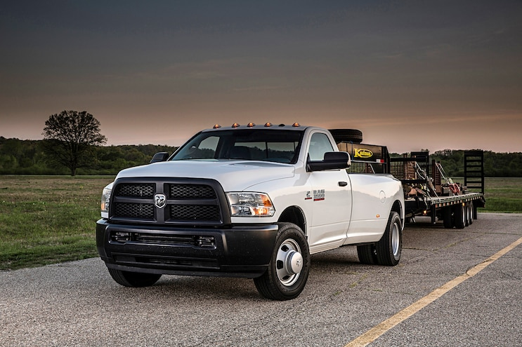23 2017 Ram 3500 Front Driver Side