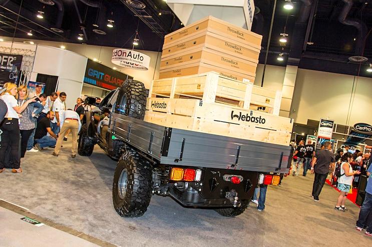 Trucks Of The 2016 Sema Show Ram 3500 Hd