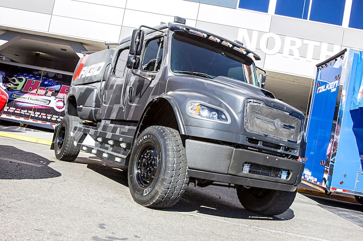 Trucks Of The 2016 Sema Show Rigid International