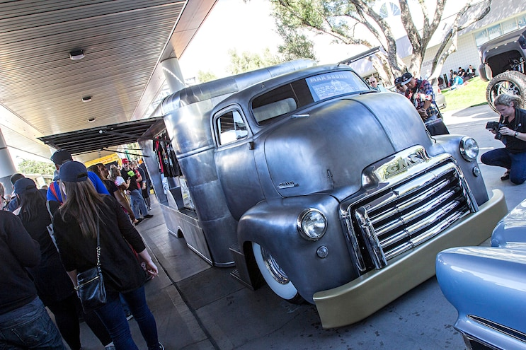 Trucks Of The 2016 Sema Show