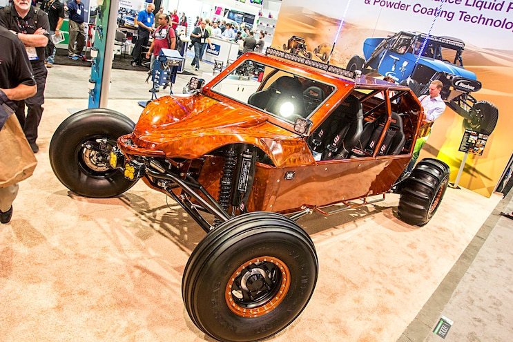 Trucks Of The 2016 Sema Show Dune Buggy