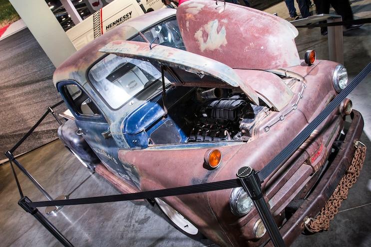 22 1950 Dodge D100 Pickup Saldanas Speed Shop