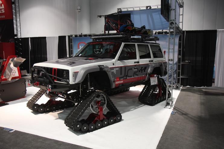 019 Jeeps Of SEMA 2016