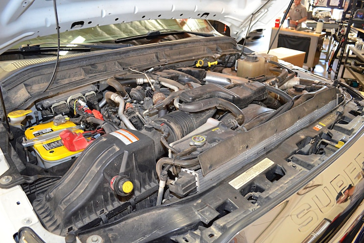 2011 Ford F 250 AFE Install Start Removal Process