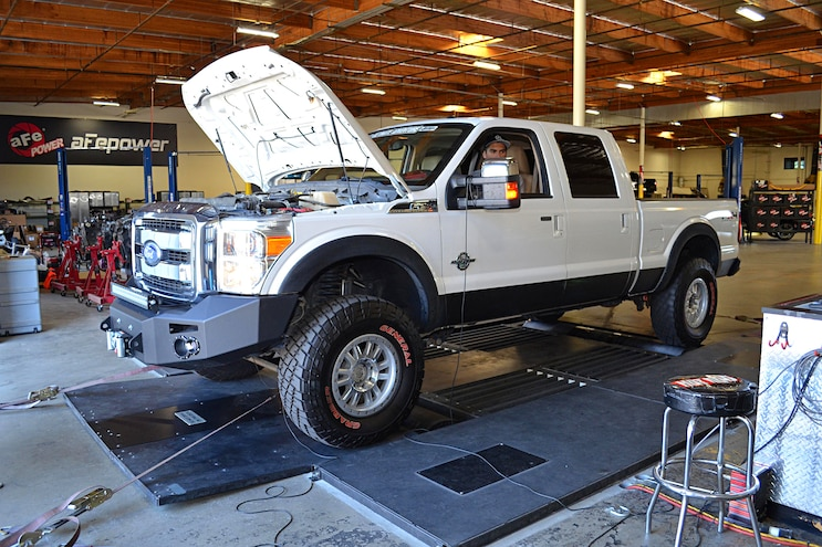 Adding Power and Performance to Our 2011 Ford F-250 With AFE