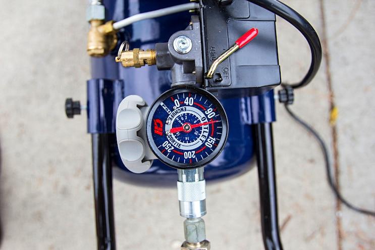 Tools Trade Campbell Hausfield Quiet Compressor