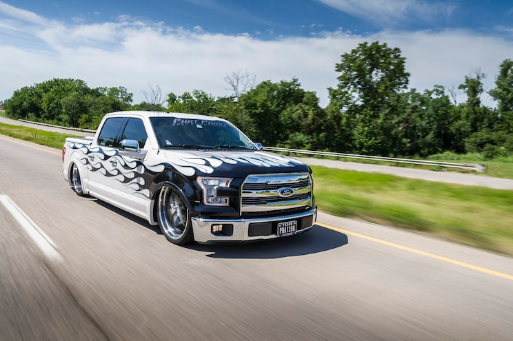 2015 Ford F150 - One Phat F150